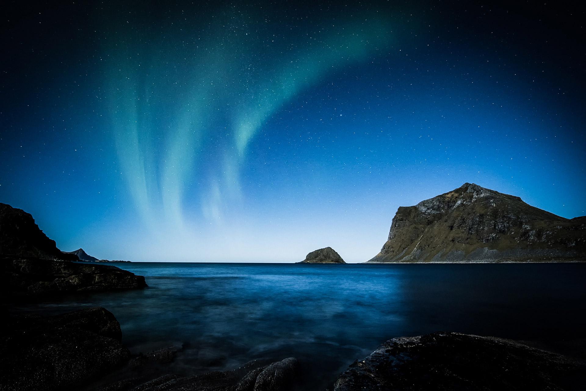 Viaje Fotográfico Lofoten - Auroras Boreales