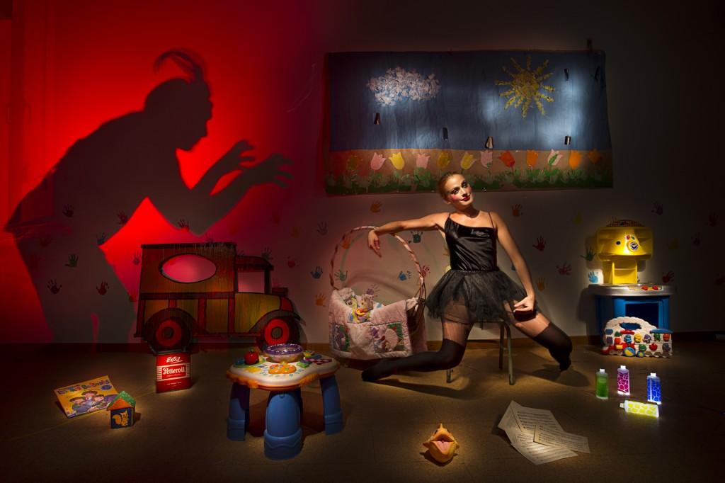 Taller avanzado de LightPainting e iluminación de escenas con personajes