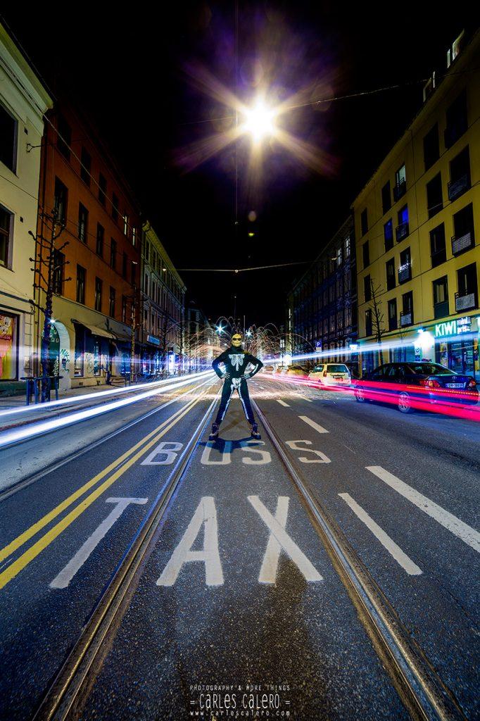 LightPainting Oslo - Viaje Fotográfico al Ártico