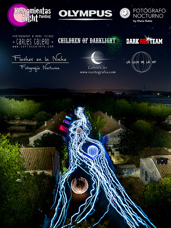 Reality Reality LightPainting iNight 2015