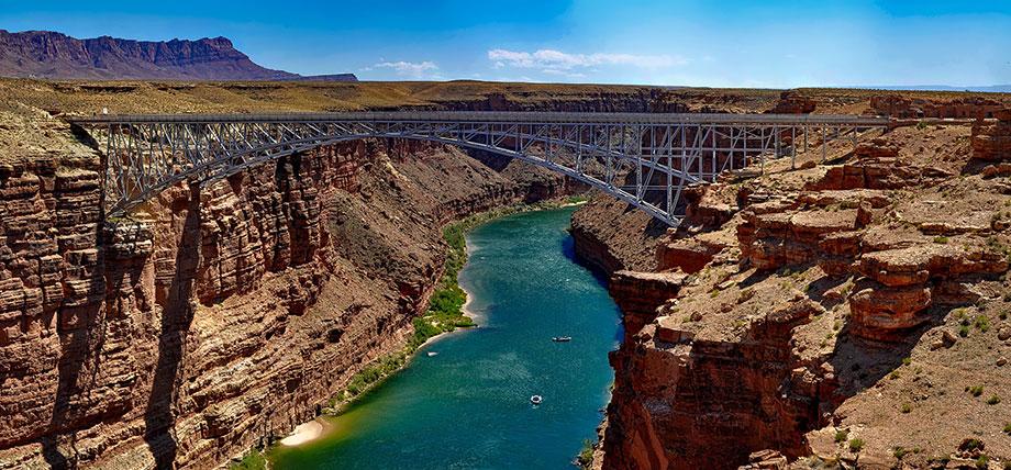 Viaje Fotográfico Costa Oeste EEUU - Colorado River