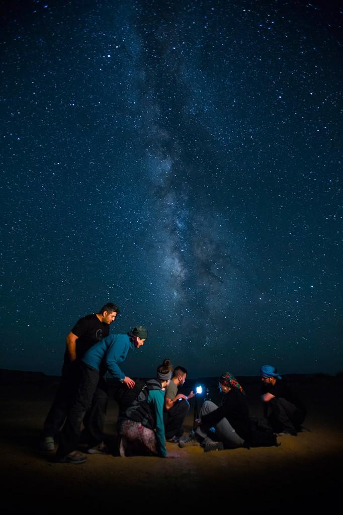 Fotografía Nocturna en Marruecos