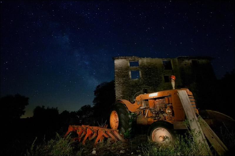 Taller de Fotografia Nocturna y Lightpainting