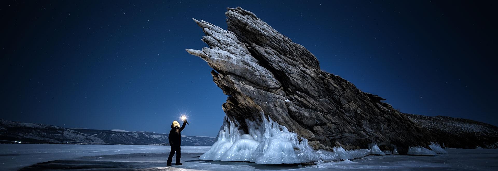 Linternas para fotografía nocturna y lightpainting