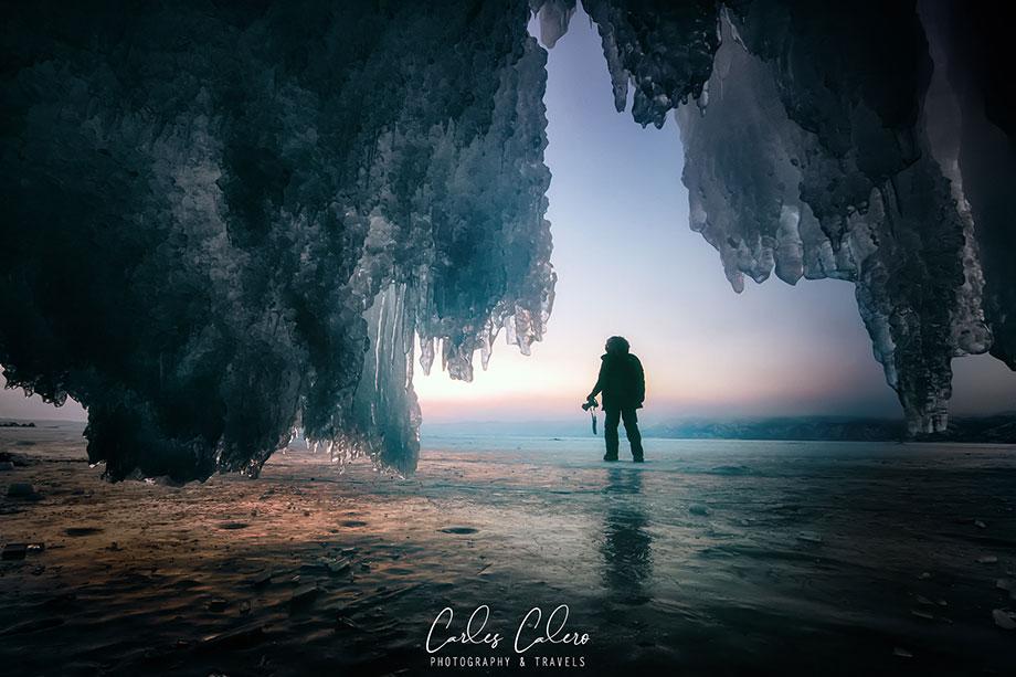 Viaje Fotográfico Lago Baikal - Fotografiando monumentos de la naturaleza