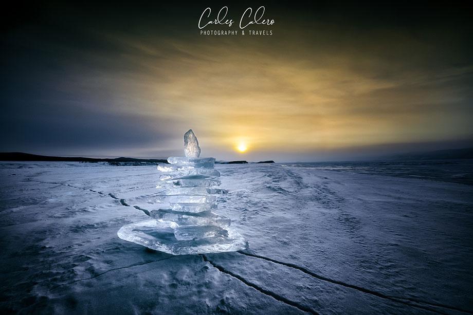 Viaje Fotográfico Lago Baikal - Puestas de sol creativas