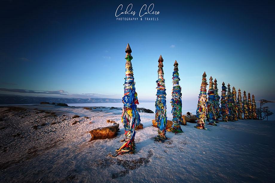 Viaje Fotográfico Lago Baikal