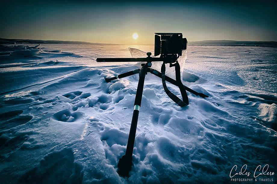 Viaje Fotográfico Lago Baikal - Fotografía y naturaleza en estado puro