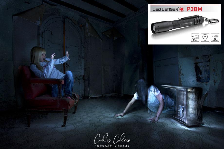 Led Lenser P3 - Linternas para fotografía nocturna y lightpainting