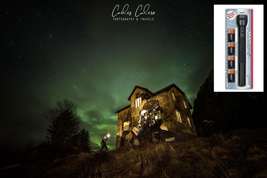 Maglite 4D - Linternas para fotografía nocturna y lightpainting
