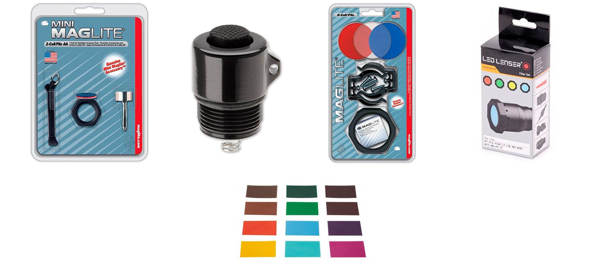 Accesorios - Linternas para fotografía nocturna y lightpainting