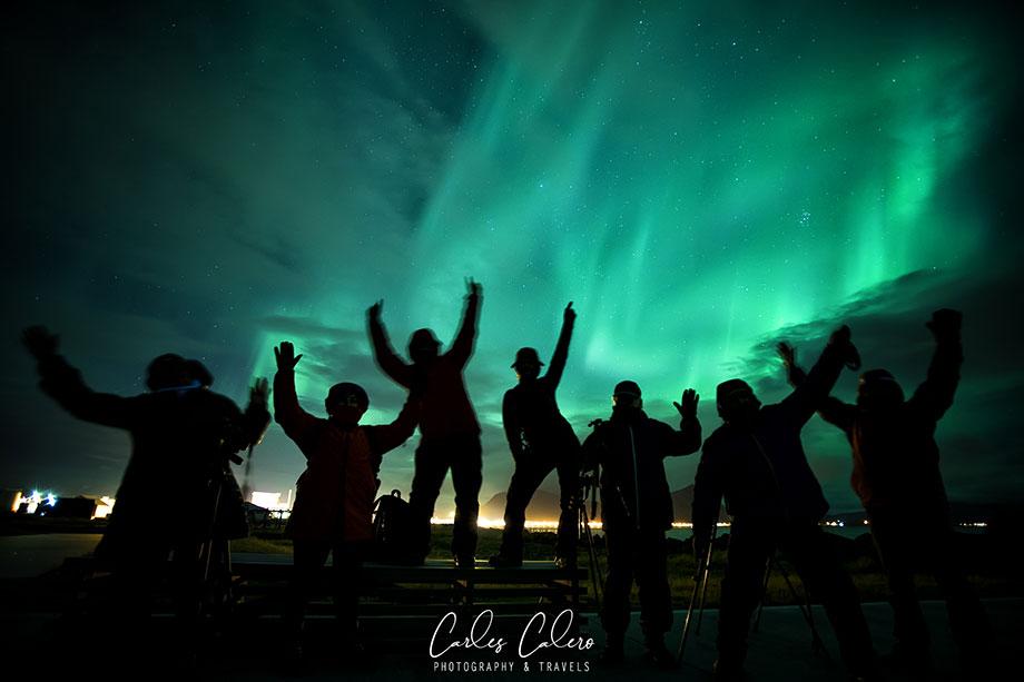 Under the Northern Lights