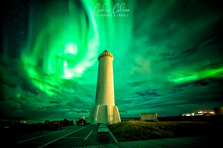 Viaje Fotográfico a Islandia - Akranes LightHouse