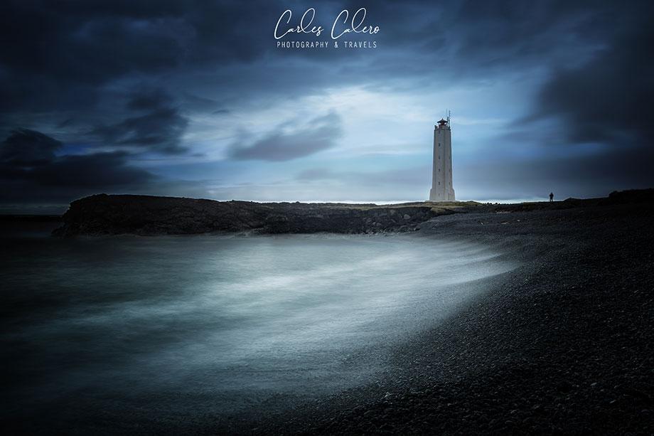 Viaje Fotográfico Islandia - Loneliness beach