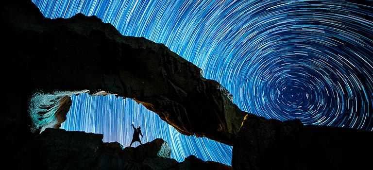 Fotografía Nocturna y LightPainting ACADEMY – Startrails Épicos