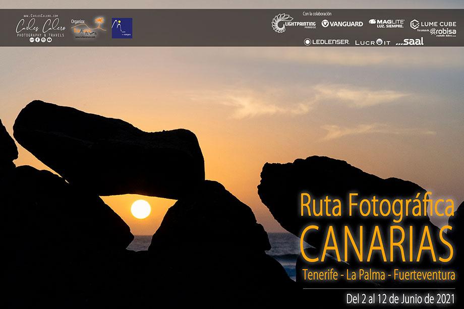 Ruta Fotográfica Islas Canarias 2021