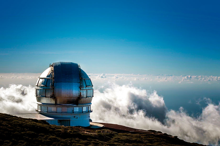 Ruta Fotográfica Islas Canarias - Observatorio Astronómico en La Palma