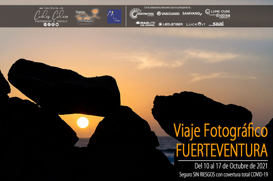 Viaje Fotográfico Fuerteventura - Cartel
